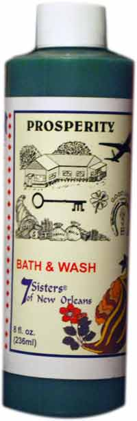 Prosperity Bath Soap/Floor Wash