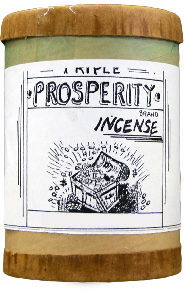 Triple Prosperity Incense 16 ounce