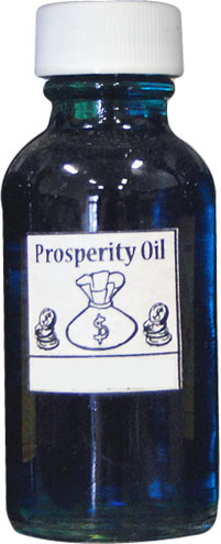 Prosperity Oil « Madame Yaya's