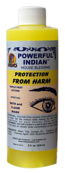 Protection From Harm Bath Soap/Floor Wash
