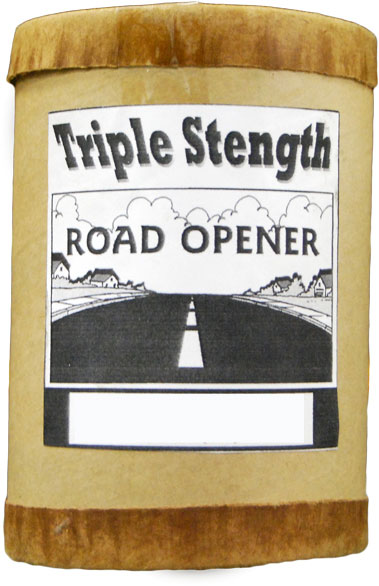 Triple Strength Road Opener Incense 4 ounce