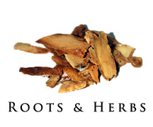 spiritual magical roots and herbs