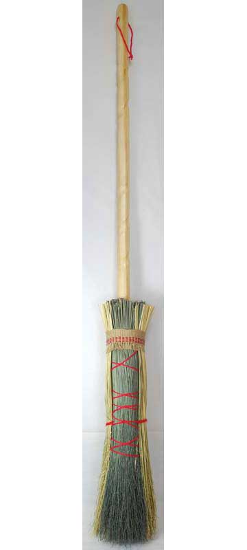 Round Besom Broom