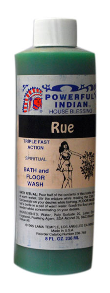 Rue Bath Soap/Floor Wash