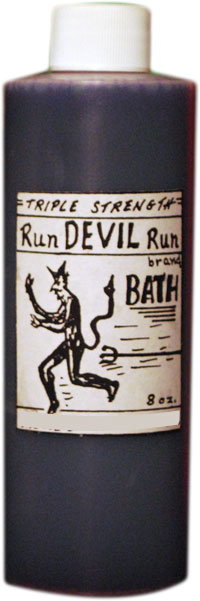 Run Devil Run Bath Soap/Floor Wash