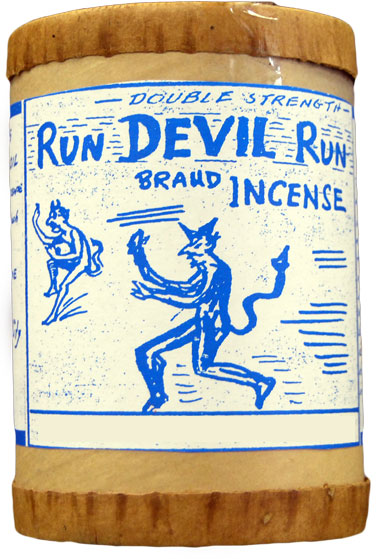 Run Devil Run Incense 4 ounce