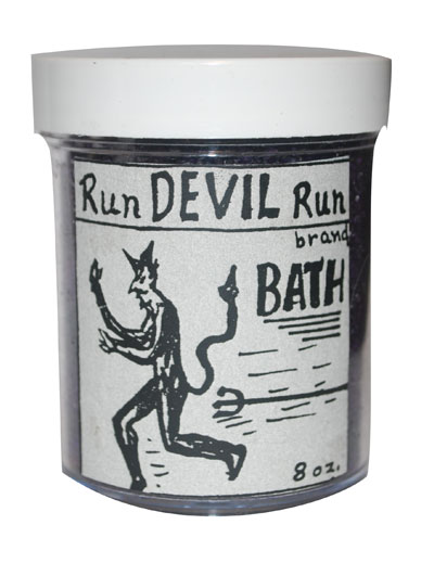 Run Devil Run Bath Salts