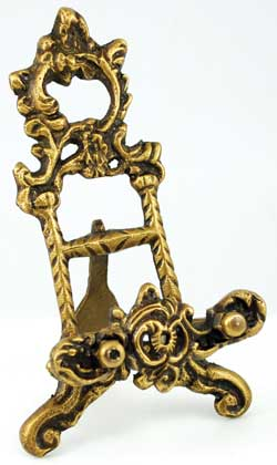 Brass Scrying Mirror 6″ holder