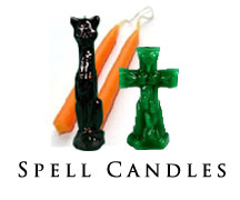 spiritual spell candles