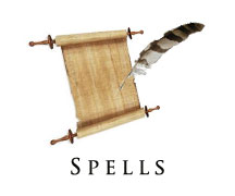 spell kits and products