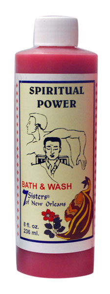Spiritual Power Bath Soap/Floor Wash