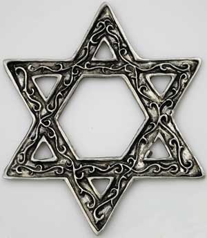 Star of David Talisman