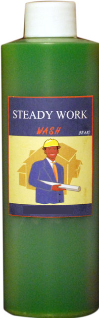Steady Work Bath Soap/Floor Wash