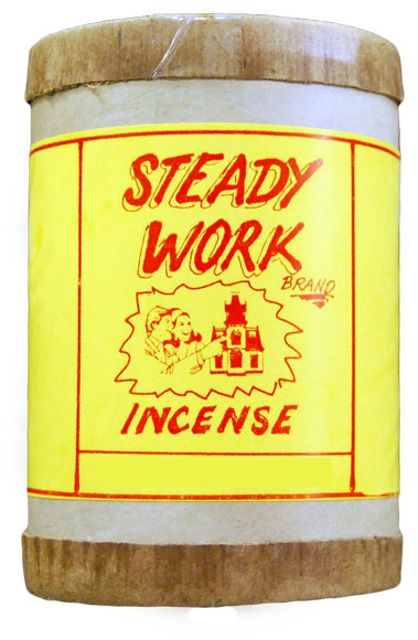 Steady Work Incense 4 ounce