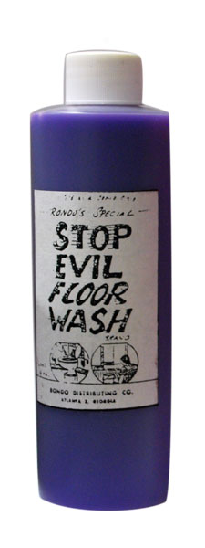 Stop Evil Bath Soap/Floor Wash