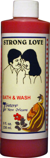 Strong Love Bath Soap/Floor Wash