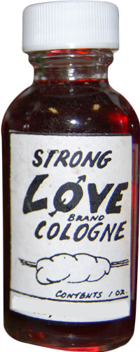 Strong Love Fragrance (1 ounce)