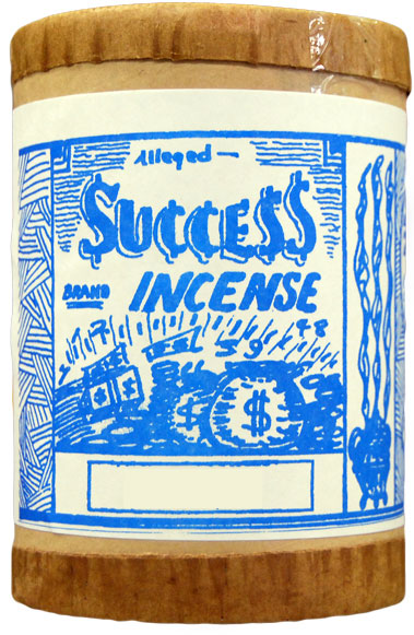 Success Incense 4 ounce