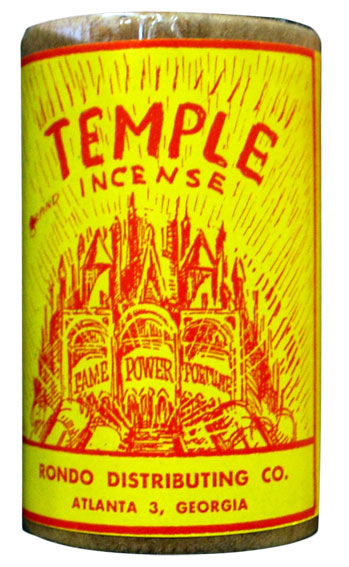 Temple Incense (4 ounce)