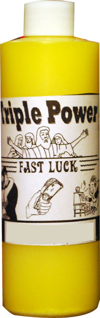 Triple Power Fast Luck Bath Soap/Floor Wash